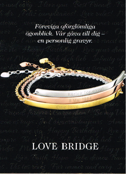 Skärmklipp Love Bridge