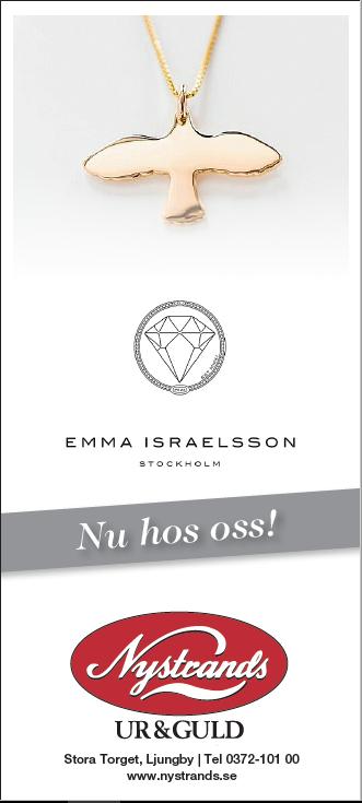 Skärmklipp.PNG Emma Israelsson hos oss!